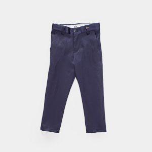 מכנס ג׳ט כחול מבריק
