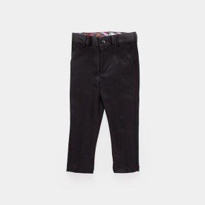 מכנס ג׳ט שחור מבריק יאפיניו