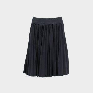 חצאית פליסה כחול