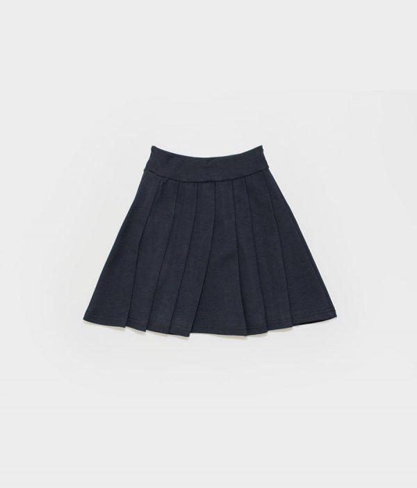 חצאית כפלים כחול