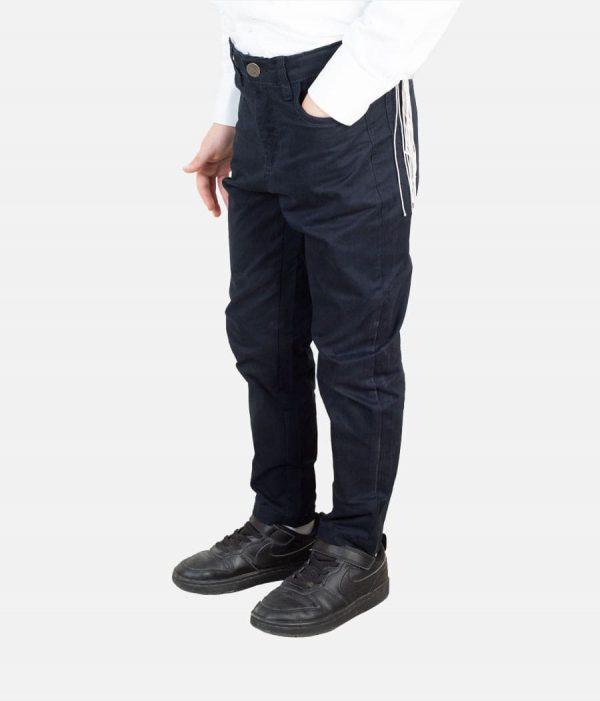 מכנס דריל כחול בלו וואיב